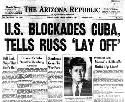 an overview of the cuban missile crisis after the world war two Childhood memories of the cuban missile crisis it's been 50 years  childhood memories of the cuban missile  interment camps during world war.