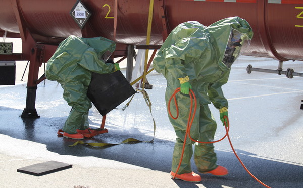 Go To Guide On Hazardous Materials For First Responders Government
