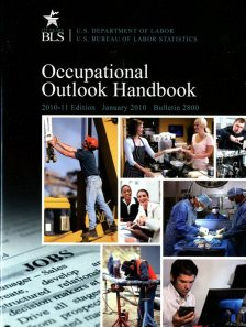 Occupational Outlook Handbook U.S. Bureau of Labor Statistics