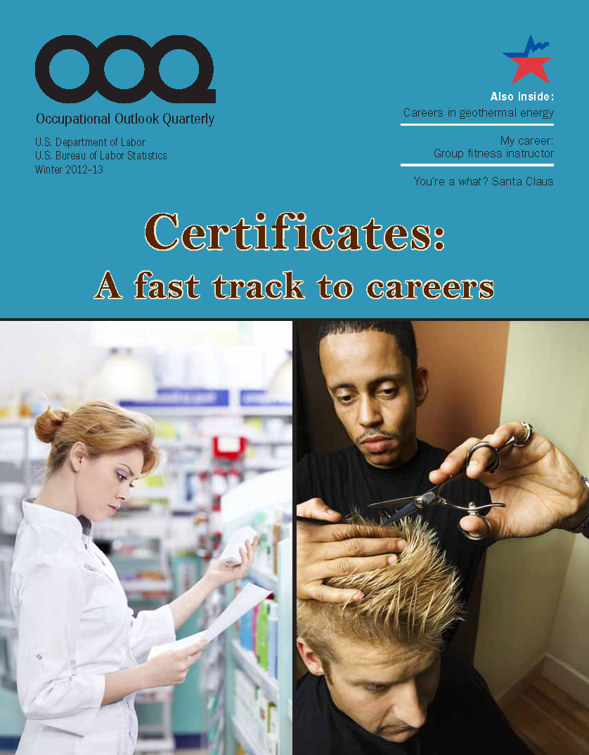 occupational outlook publications help you choose the best career occupational outlook quarterly