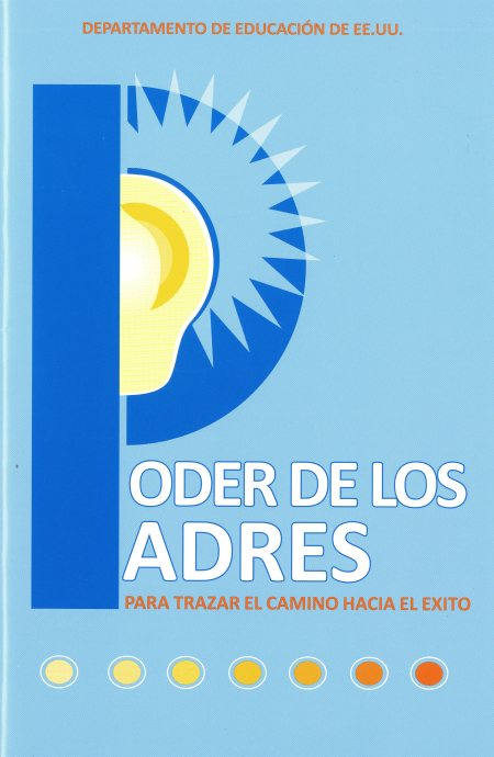 Libro Poder de los Padres - Parent Power book by the Department of Education