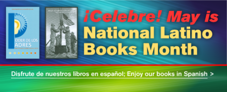 Spanish Language books for National Latino Books Month at the GPO US Government Bookstore