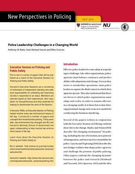 Police-Leadership-Challenges_Report-cover
