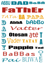Fathers-day-in-multiple-languages