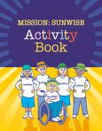 EPA's Mission: Sunwise Activity Book for sun safety ISBN  9780160917097