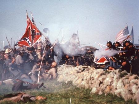 Gettysburg-Reenactment