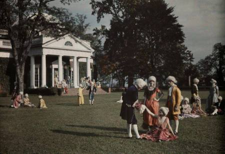 Monticello-Garden-Party