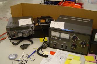 Two-way-radio