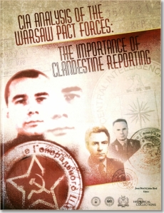 CIA Analysis of the Warsaw Pact Forces: The Importance of Clandestine Reporting (Book and DVD)  ISBN: 9780160920509