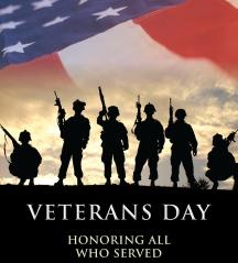 Arlington Cemetery Veterans day poster