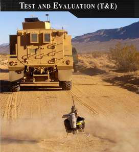Page 120 Testing and Evaluation from NAWCWD's Arming the Fleet: Providing Our Warfighters the Decisive Advantage 1943-2011 ISBN 9780160921612