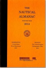 Air Almanac, Nautical Almanac and Navigational Charts available from http://bookstore.gpo.gov