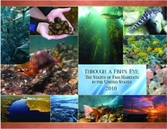 NOAA Through a Fish's Eye fish-habitat-report ISBN: 9780160880728
