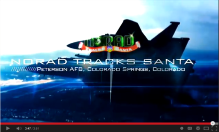 NORAD-Command-Center-Test-Flight-Video