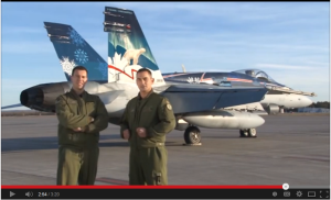 NORAD-Santa-Tracker-Canadian-fighter-jet-pilots-2012