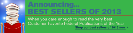 Top-Government Books and Best-Sellers-of-2013 from the GPO US Government Online Bookstore