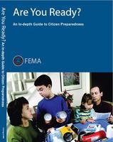 FEMA Are You Ready?: An In-Depth Guide to Citizen Preparedness ISBN: 9780160920745