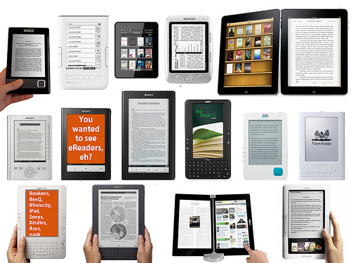 present a kindle e book