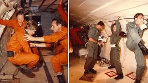 NASA-astronauts-with-motion-sickness