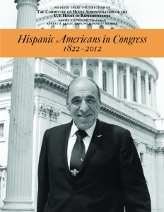 Hispanic Americans in Congress 1822-2012