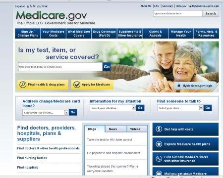 Image source  http://www.medicare.gov/
