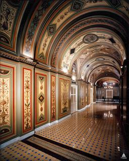 North Brumidi Corridor Architect of the Capitol
