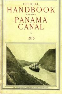 Official Panama Canal Handbook