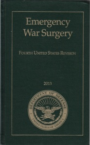 Emergency War Surgery 4th United States Revision