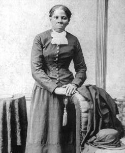 Harriet Tubman (Library of Congress)