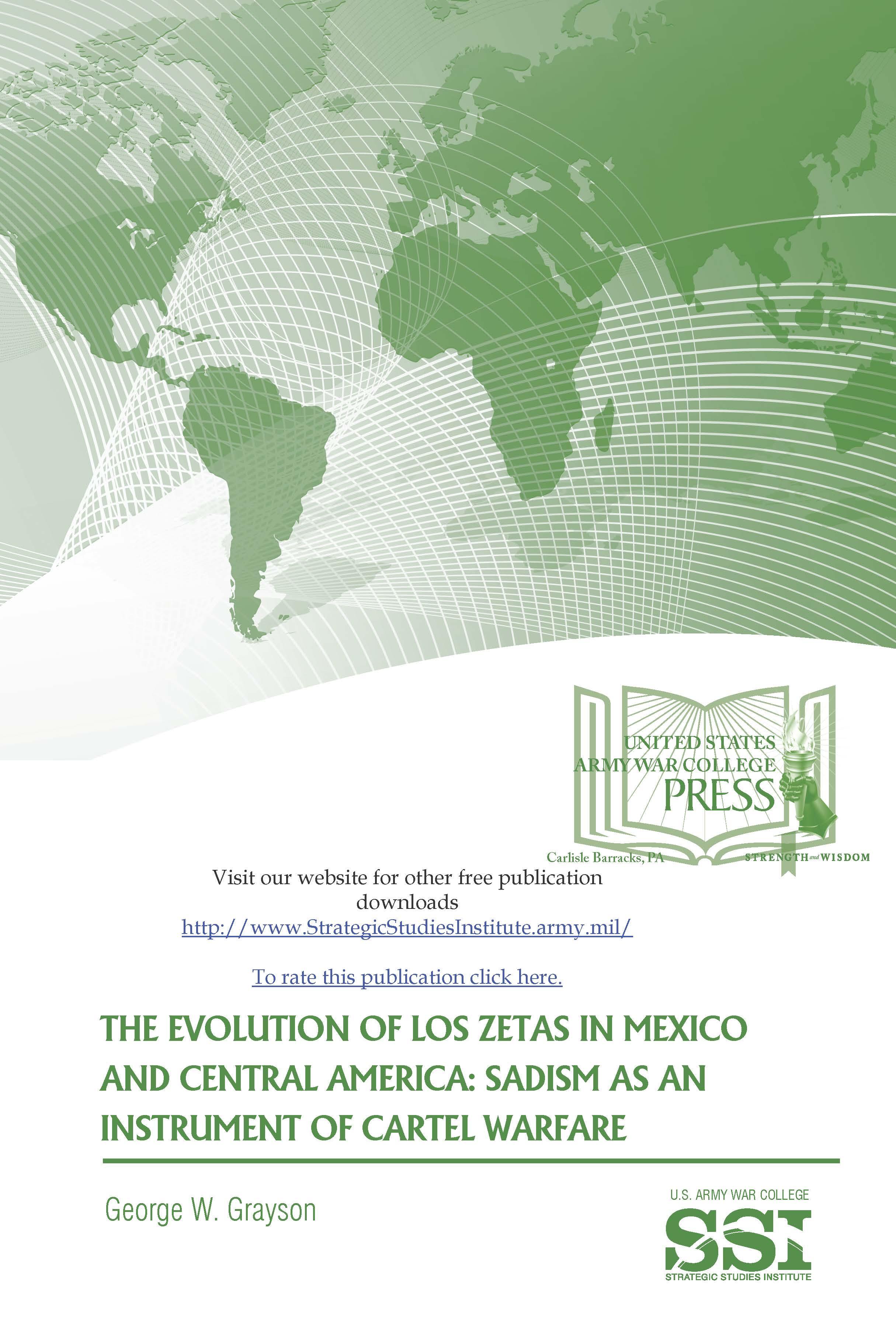 Los Zetas: Mexico's Most Feared Drug Cartel | Government