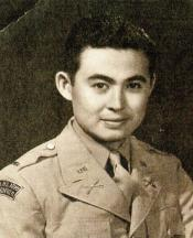 Ted Akimoto, c. 1945 (Akimoto Family Collection)